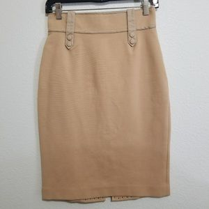 Vintage Zac Posen Pencil Skirt Size 4